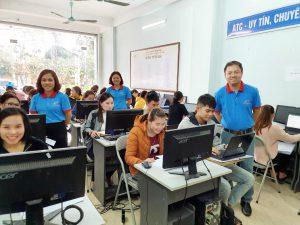 Học tin học văn phòng tại ATC