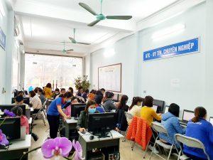 Học kế toán thực hành tại Thanh Hóa