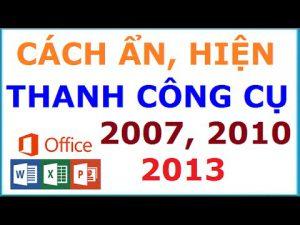 Hoc tin hoc van phong o Thanh Hoa