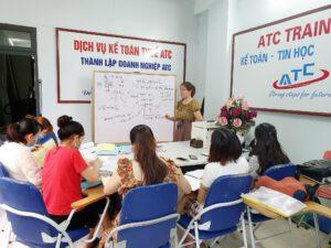 Học nghề kế toán tại Thanh Hóa