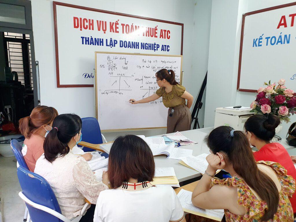 Địa chỉ đào tạo kế toán tổng hợp tại Thanh Hóa