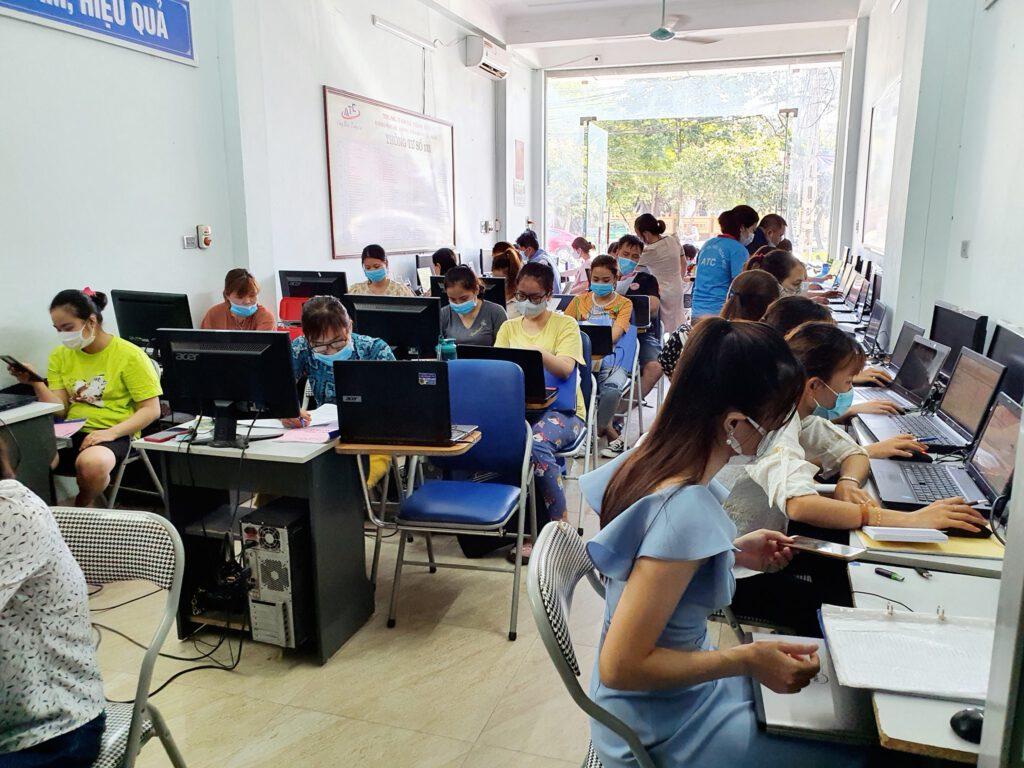 Kế toán thực tế tại Thanh Hóa