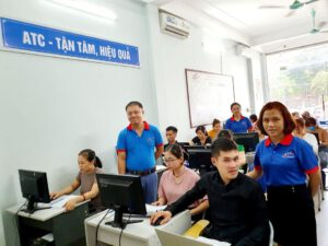 Học tin học văn phòng ở Thanh Hóa