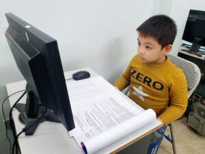 Học tin học trẻ em tại Thanh Hóa