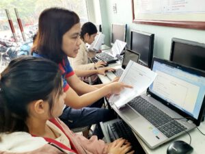 Học tin học văn phòng tại Thanh Hóa để năm vững kiến thức tin học một cách bài bản nhất.ATC là trung tâm tin học văn phòng tại Thanh Hóa được đánh giá cao về uy tín chất lượng đào tạo. Với kinh nghiệm 10 năm trong lĩnh vực đào tạo tin học văn phòng tại Thanh Hóa, trung tâm ATC cam kết về hiệu quả và chất lượng tốt nhất gửi tới từng học viên.