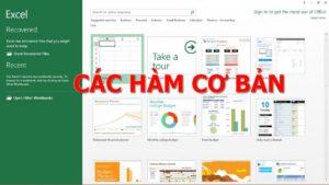 Học tin học văn phòng tại Thanh Hóa Excel là phần mềm được sử dụng rất phổ biến trong công việc kế toán của các doanh nghiệp. Trong bài viết sau đây, ATC xin chia sẻ đến các bạn một sốhàm thường dùngkhihọc excel.